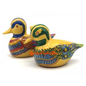 Marriage Happiness Mandarin Ducks