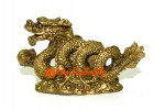 Mini Brass Feng Shui Dragon