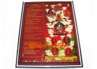 Nine Deities Invocation Feng Shui Plaque