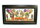 Om Mani Padme Hum Blessing Protection Plaque