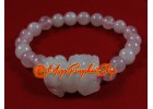 Pi Yao Protection Crystal Bracelet (Rose Quartz)