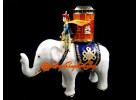 Power Elephant with Warrior and Magic Barrel