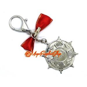 Prosperity Victory Amulet Feng Shui Keychain