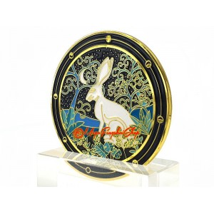 Rabbit in the Moon Feng Shui Love Enhancer