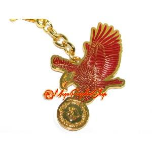 Red Eagle Keychain for Hostile Star 3