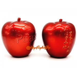 Red Peace and Harmony Apples