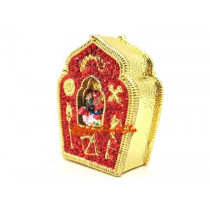 Red Tara Home Protection Amulet