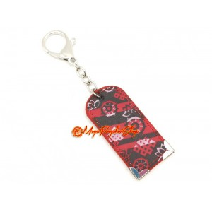 Scholastic Amulet Feng shui Keychain - Red