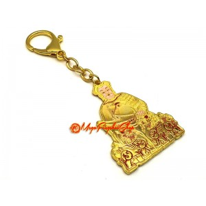 Tai Sui Amulet Keychain 2020