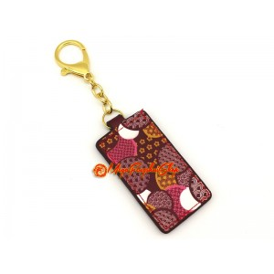 Talisman to Win a Court Case Keychain
