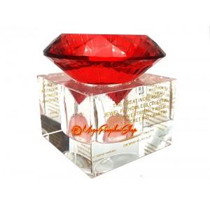 The Great Increasing Jewel (Red)
