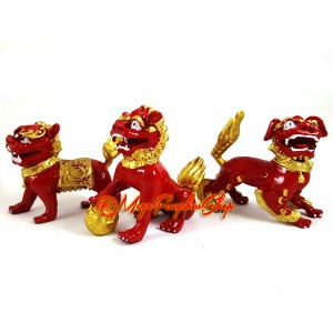 Three Red Lions Remedy for 3 Killings