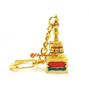 Treasure Chest Dharani Keychain
