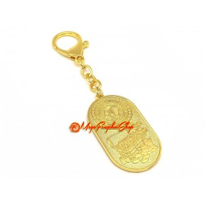 Wealth Income-Generating Feng Shui Keychain