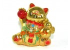 Wealth Inviting Golden Fortune Cat