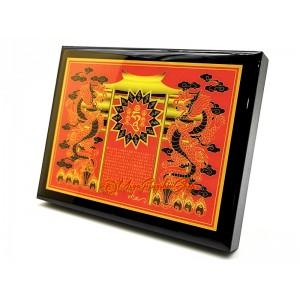 Yang Energy Amulet Feng Shui Plaque