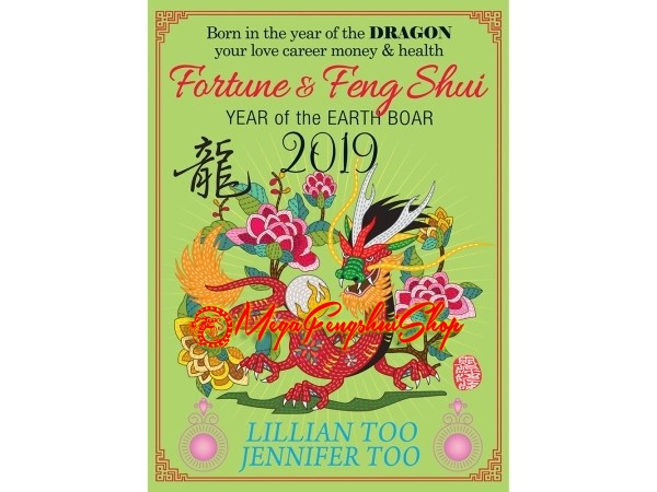 Monthly Horoscope & Feng Shui Forecast 2019 for Dragon