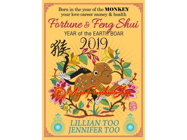 Monthly Horoscope & Feng Shui Forecast 2019 for Monkey