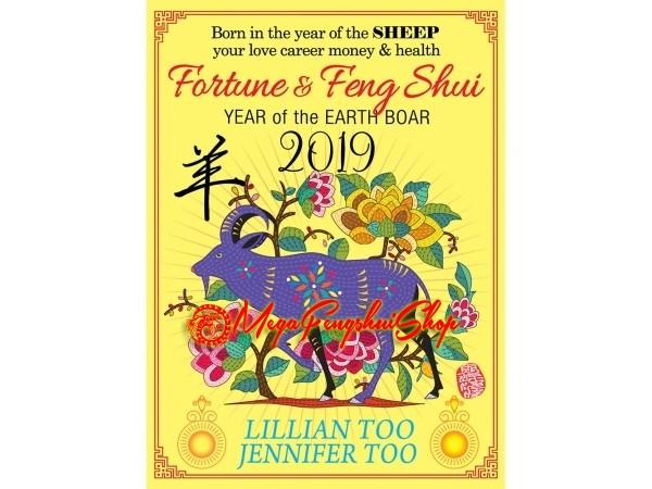 Monthly Horoscope & Feng Shui Forecast 2019 for Sheep