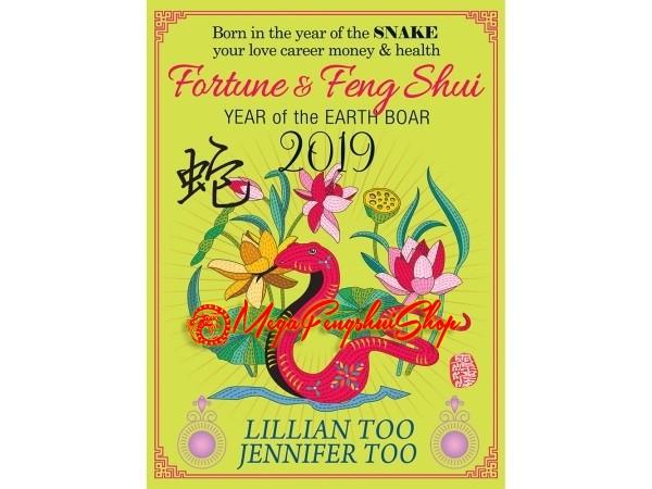 Monthly Horoscope & Feng Shui Forecast 2019 for Snake