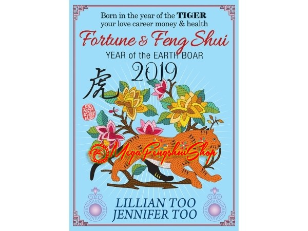 Monthly Horoscope & Feng Shui Forecast 2019 for Tiger