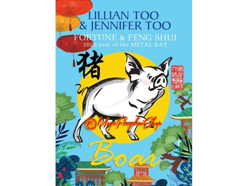 Monthly Horoscope & Feng Shui Forecast 2020 for Pig