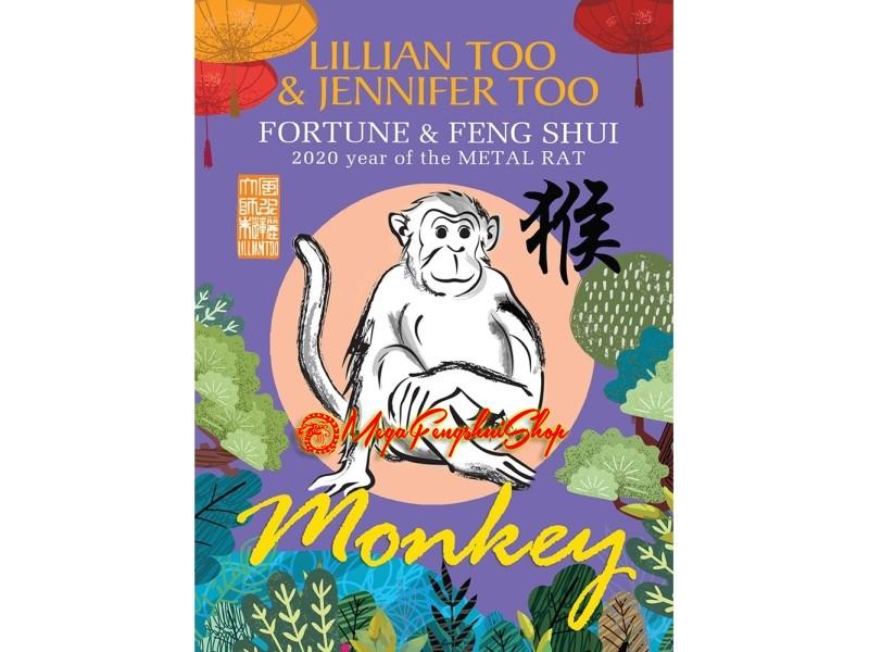 Monthly Horoscope & Feng Shui Forecast 2020 for Monkey