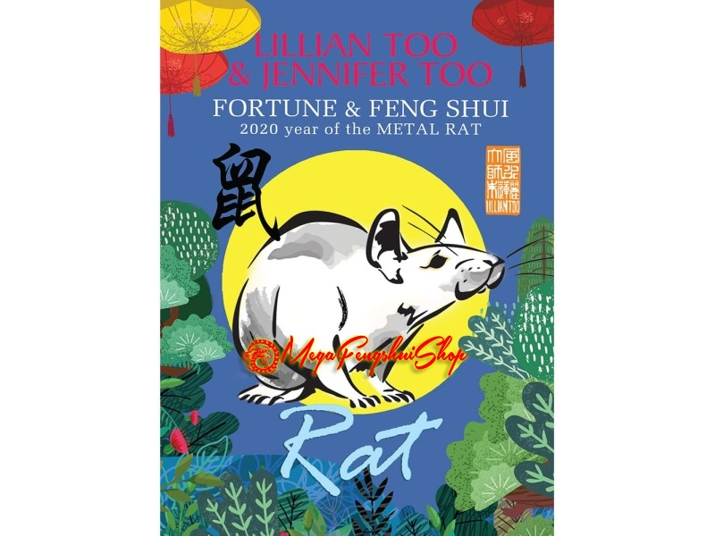 Monthly Feng Shui Forecast, Horoscope & Luck Analysis for Chinese Zodiac Rat in the Year of the Boar 2020