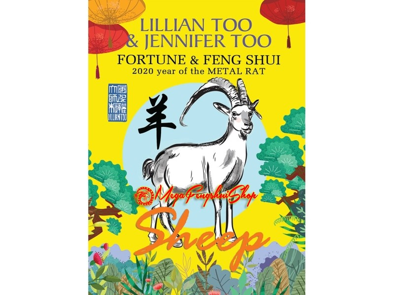 Monthly Horoscope & Feng Shui Forecast 2020 for Sheep
