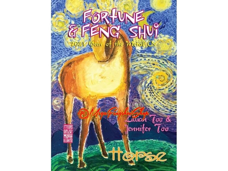 Monthly Horoscope & Feng Shui Forecast 2021 for Horse