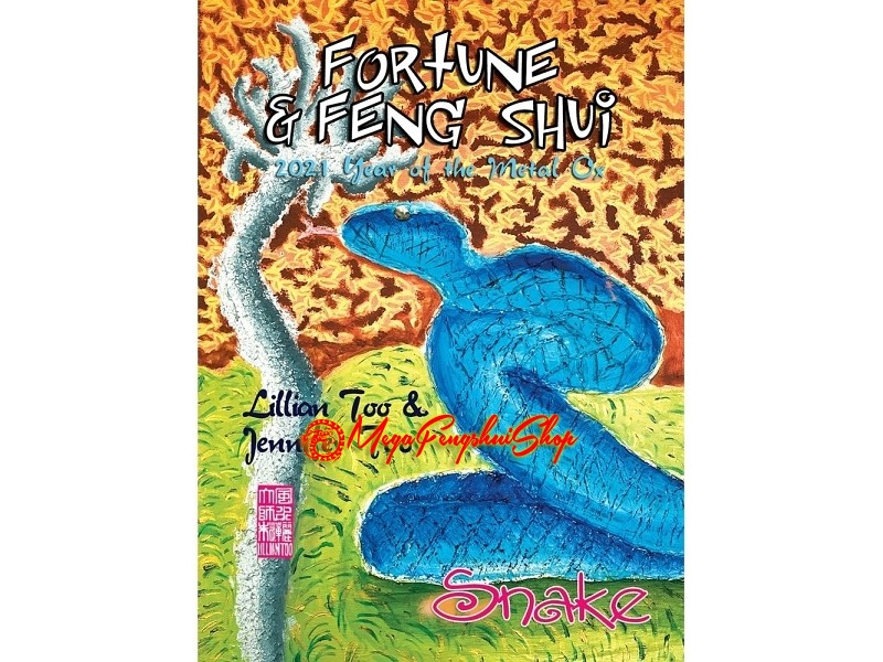 Monthly Horoscope & Feng Shui Forecast 2021 for Snake