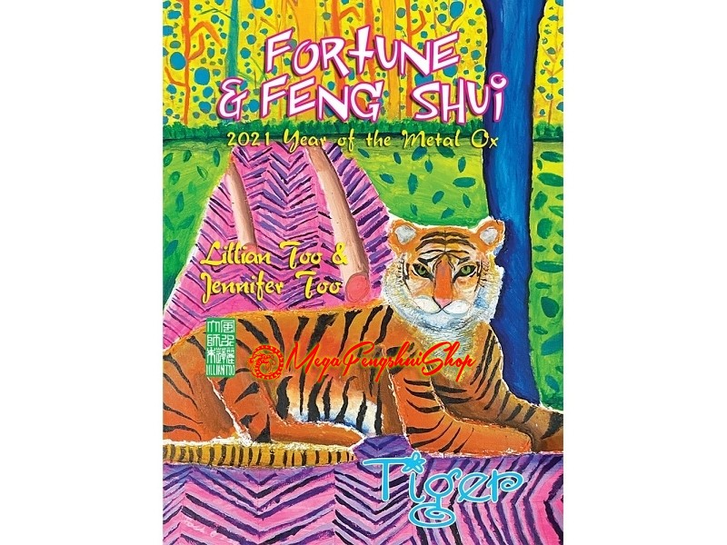 Monthly Horoscope & Feng Shui Forecast 2021 for Tiger
